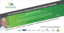 Whitecourt Business Support Network Returning to Office Life